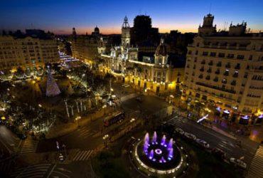 Feliz Navidad a todos desde Vicente Forés Fotografía