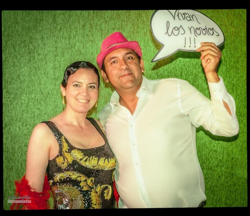 Photocall Noelia y Ruben-2