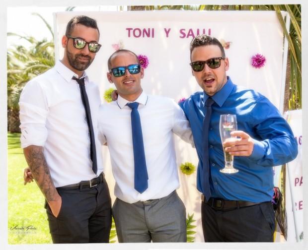 Photocall Salu y Toni878