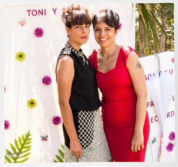 Photocall Salu y Toni879