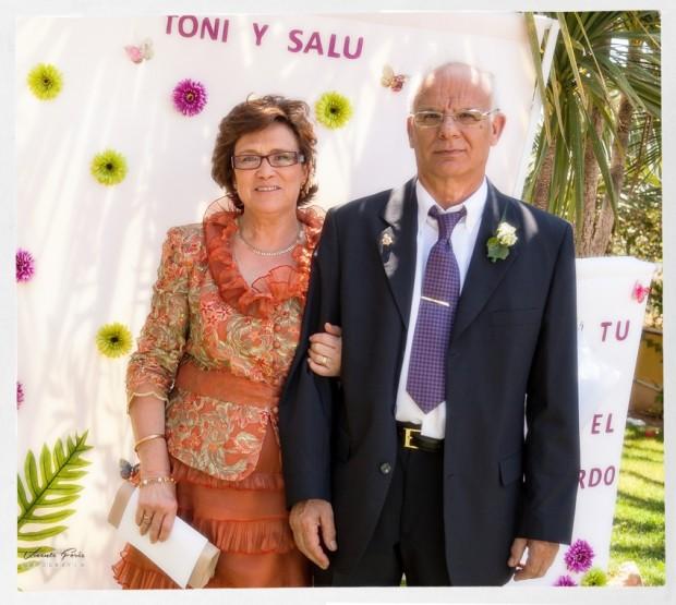 Photocall Salu y Toni881