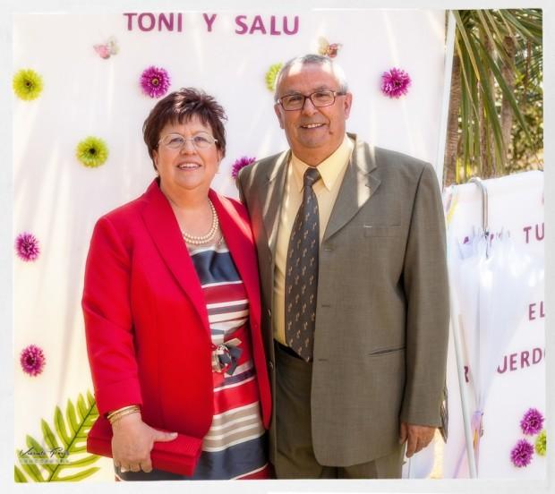 Photocall Salu y Toni882