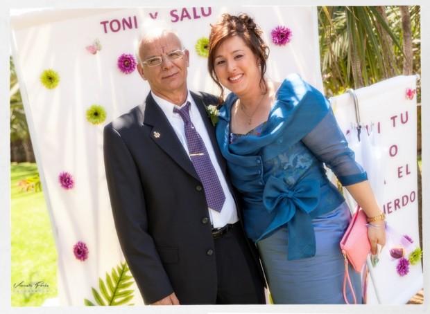 Photocall Salu y Toni883