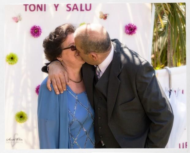 Photocall Salu y Toni885