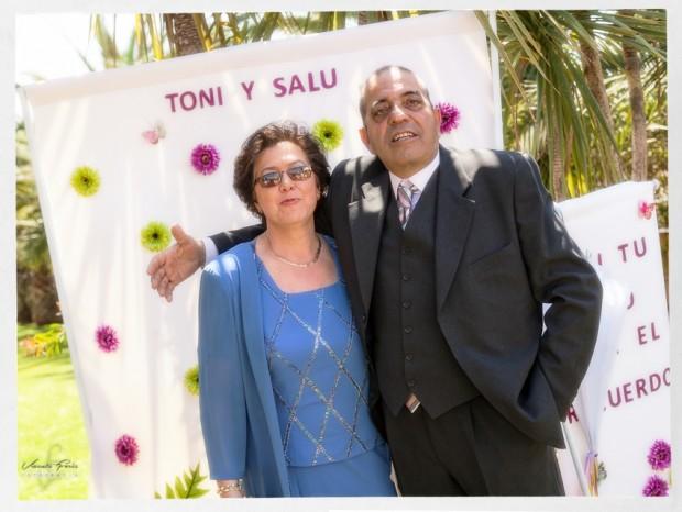 Photocall Salu y Toni886