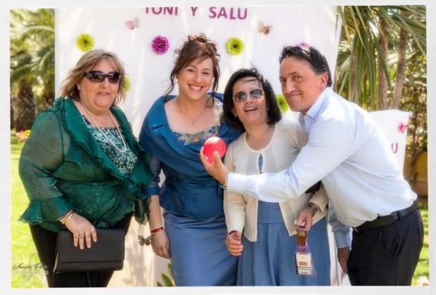 Photocall Salu y Toni887