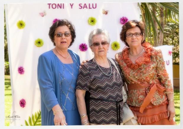 Photocall Salu y Toni889