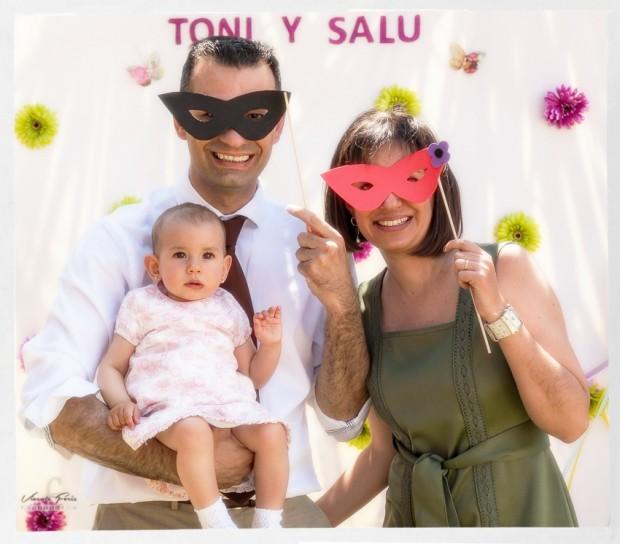 Photocall Salu y Toni891