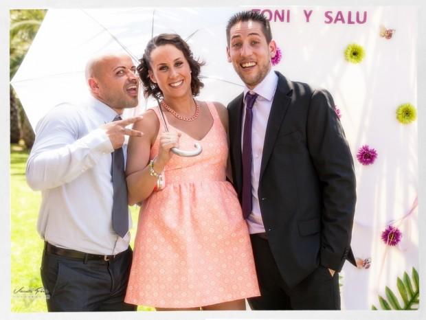Photocall Salu y Toni892