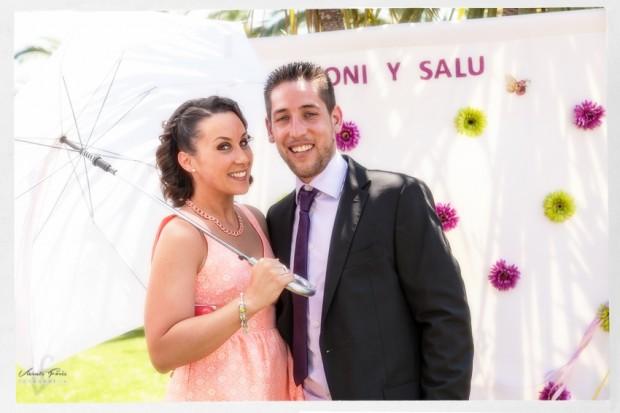Photocall Salu y Toni893