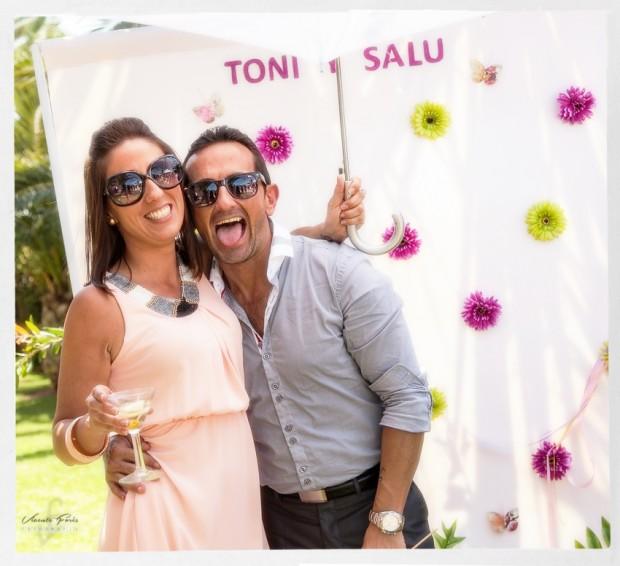 Photocall Salu y Toni894