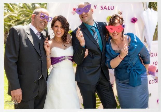 Photocall Salu y Toni898