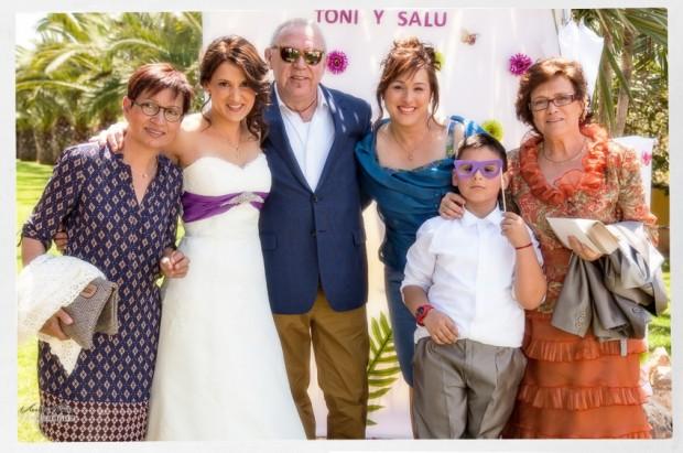 Photocall Salu y Toni899
