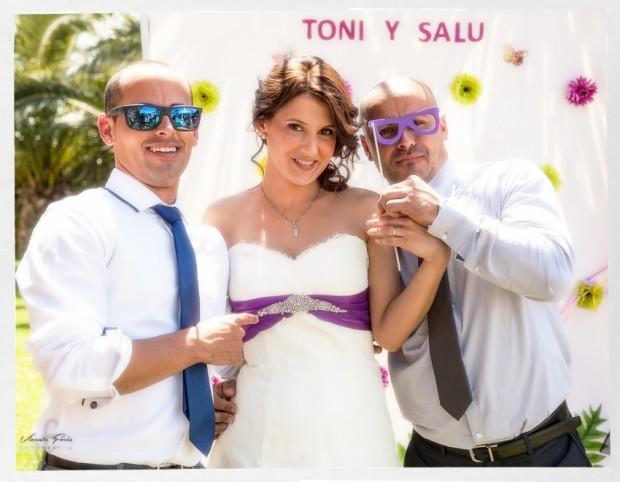 Photocall Salu y Toni902