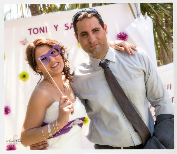 Photocall Salu y Toni906