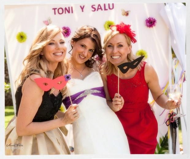 Photocall Salu y Toni908