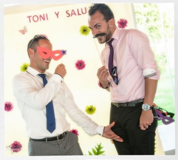 Photocall Salu y Toni910