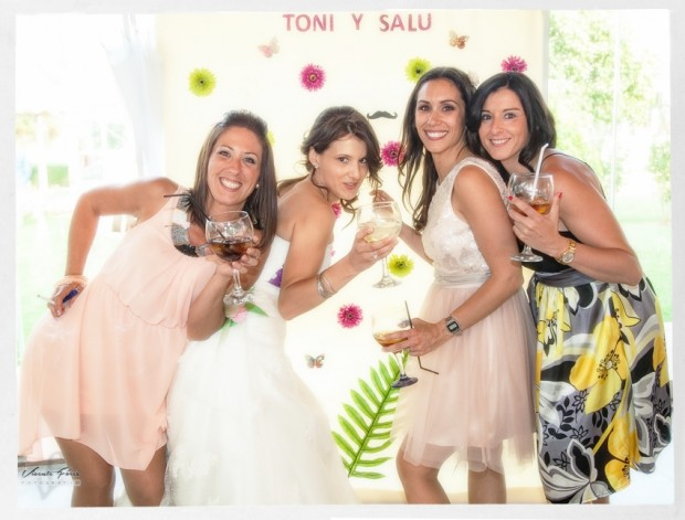 Photocall Salu y Toni913