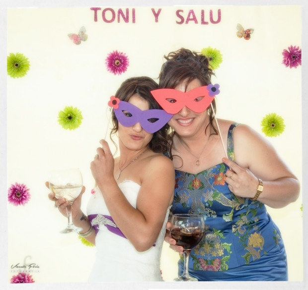 Photocall Salu y Toni919