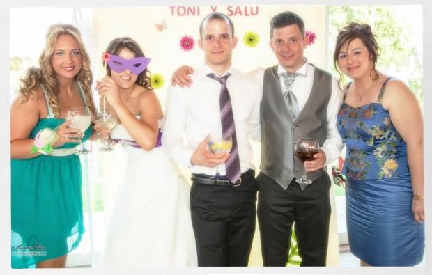 Photocall Salu y Toni920