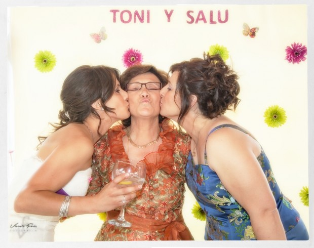 Photocall Salu y Toni923