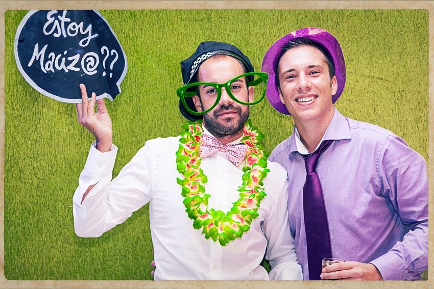 Photocall Silvia y Alejandro0761