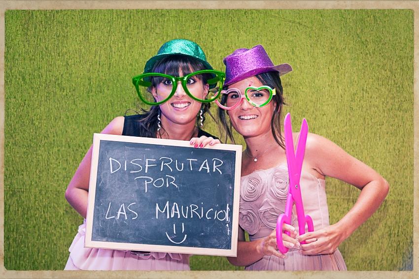 Photocall Silvia y Alejandro0763
