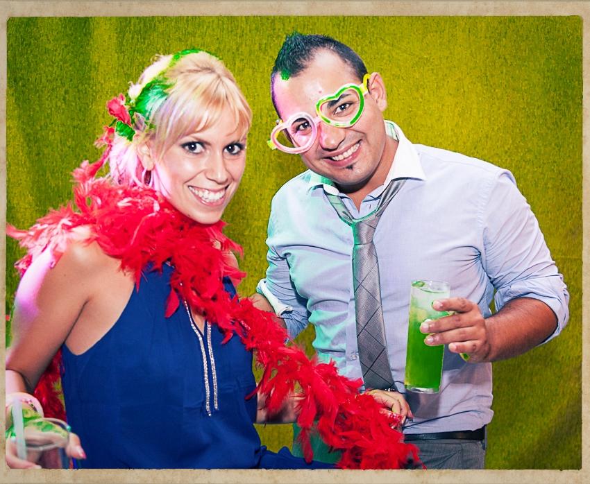 Photocall Silvia y Alejandro0773