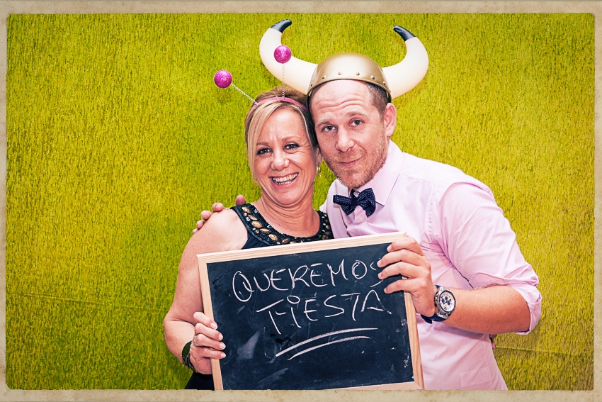 Photocall Silvia y Alejandro0795