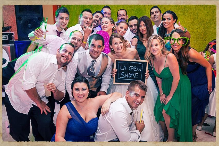 Photocall Silvia y Alejandro0806