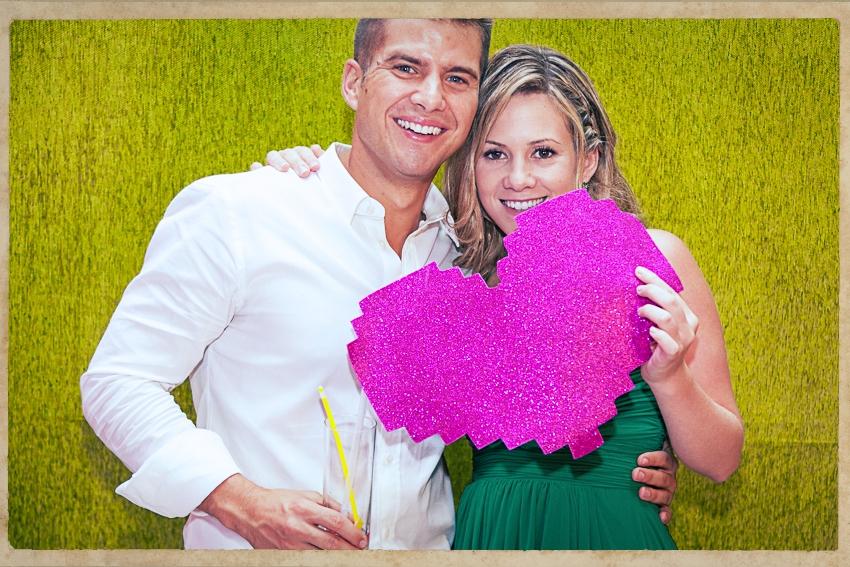 Photocall Silvia y Alejandro0808