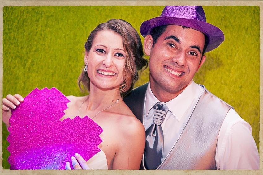 Photocall Silvia y Alejandro0810