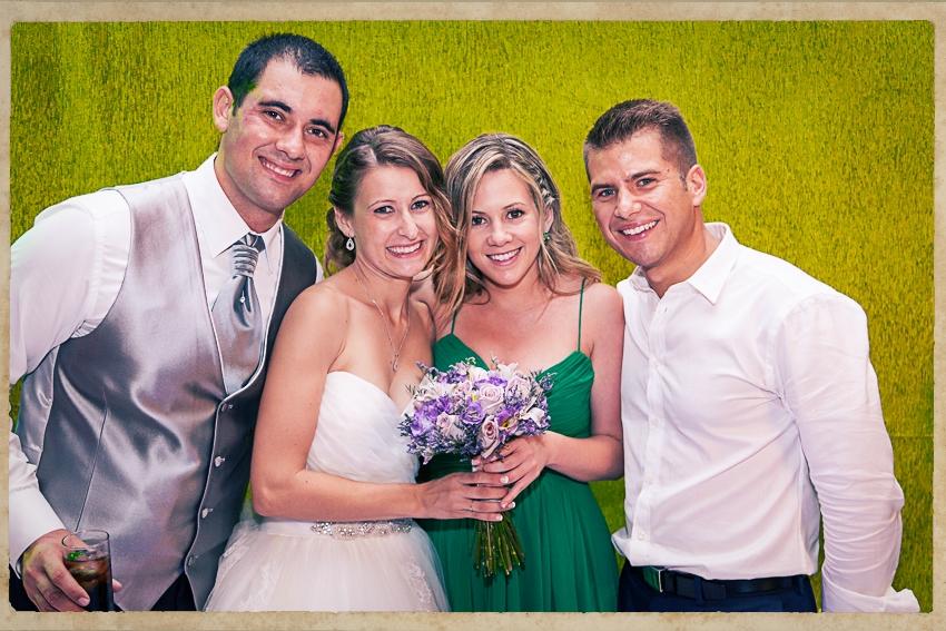 Photocall Silvia y Alejandro0812