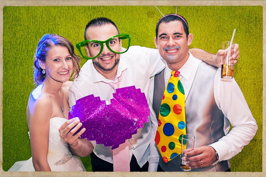Photocall Silvia y Alejandro0821