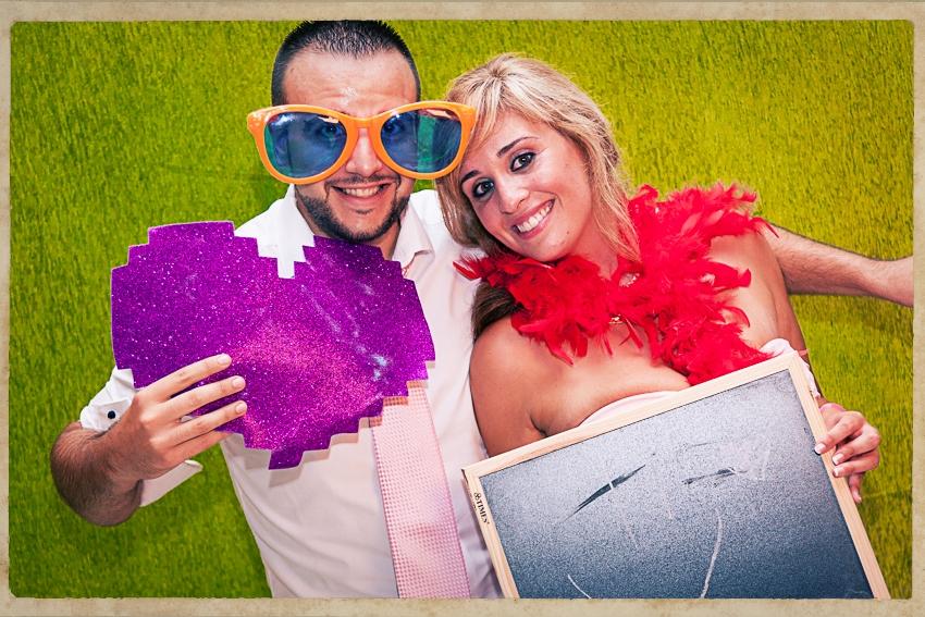 Photocall Silvia y Alejandro0825