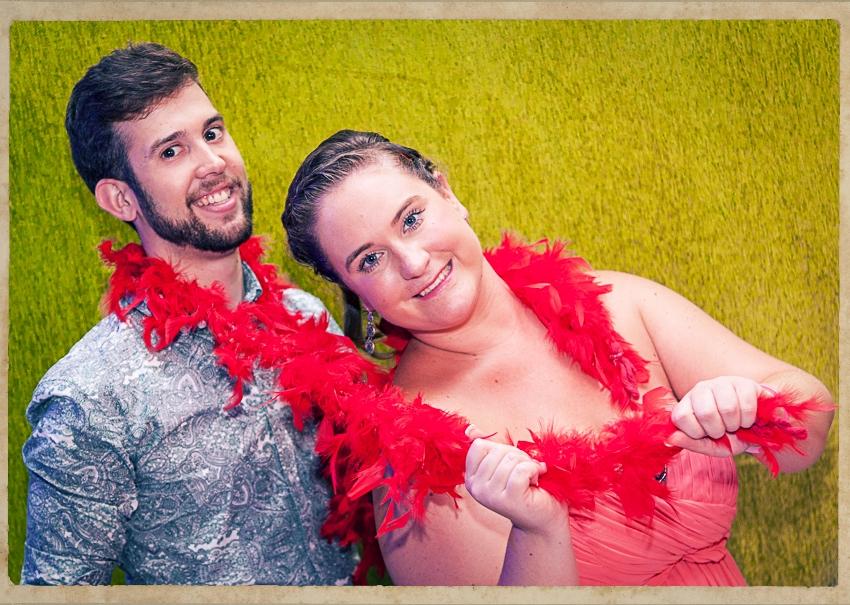 Photocall Silvia y Alejandro0830