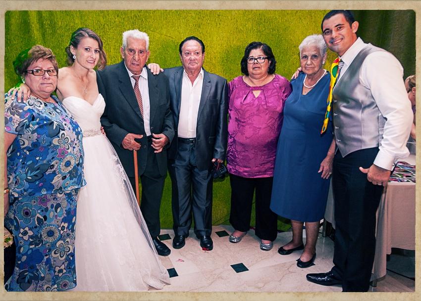 Photocall Silvia y Alejandro0836