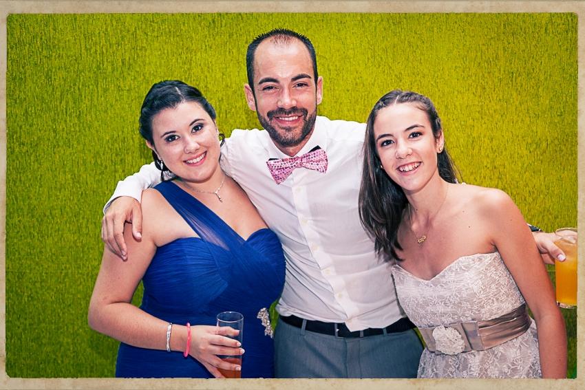 Photocall Silvia y Alejandro0847