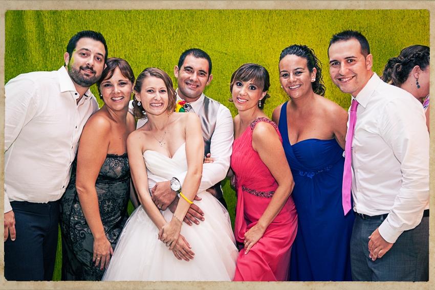 Photocall Silvia y Alejandro0849