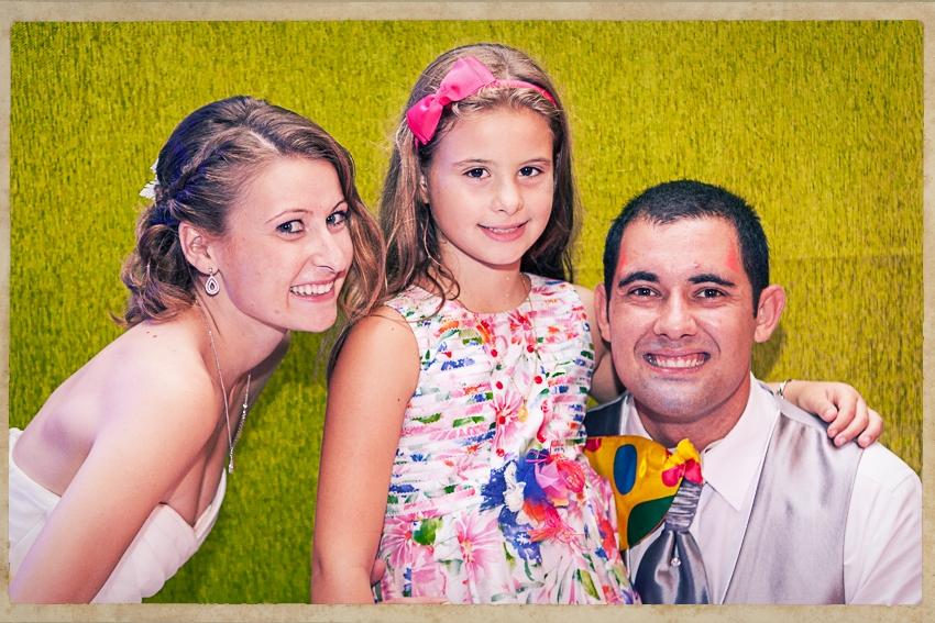 Photocall Silvia y Alejandro0851