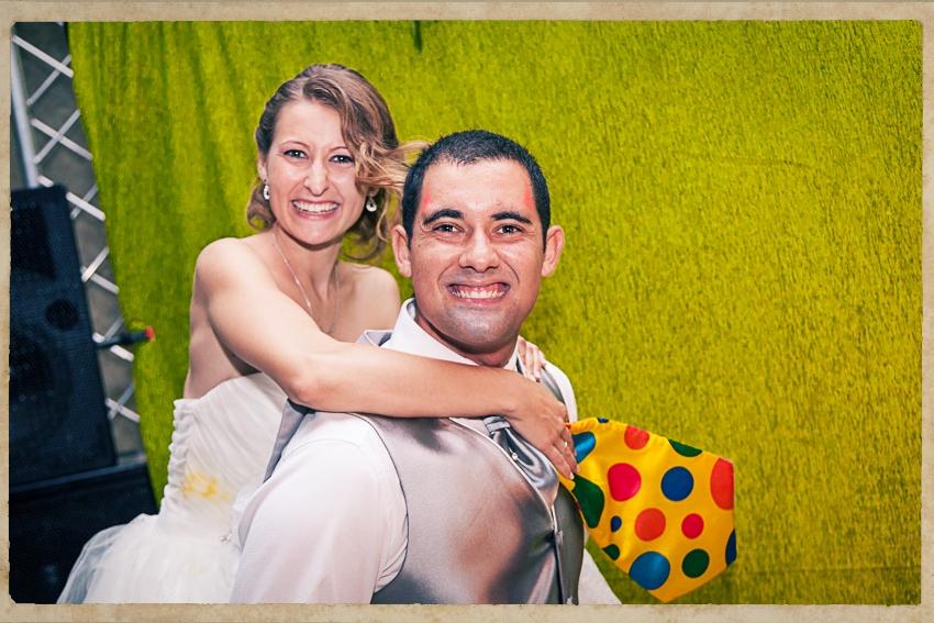 Photocall Silvia y Alejandro0855
