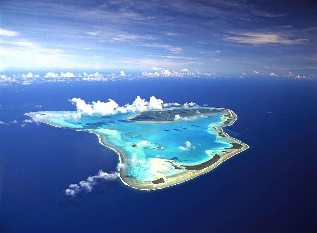 Aitutaki: El mejor viaje de novios posible