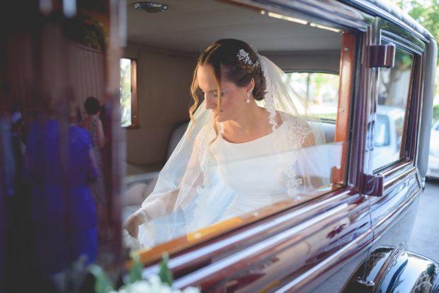 Fotógrafo boda valencia COCHE CLÁSICO
