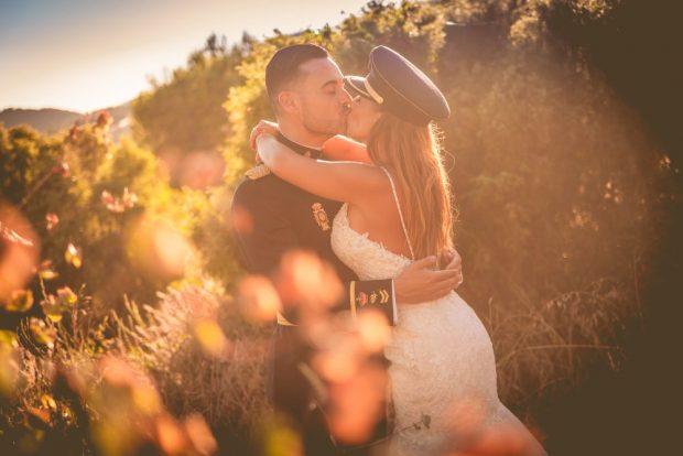 Fotógrafo boda valencia TRASH THE DRESS MILITAR