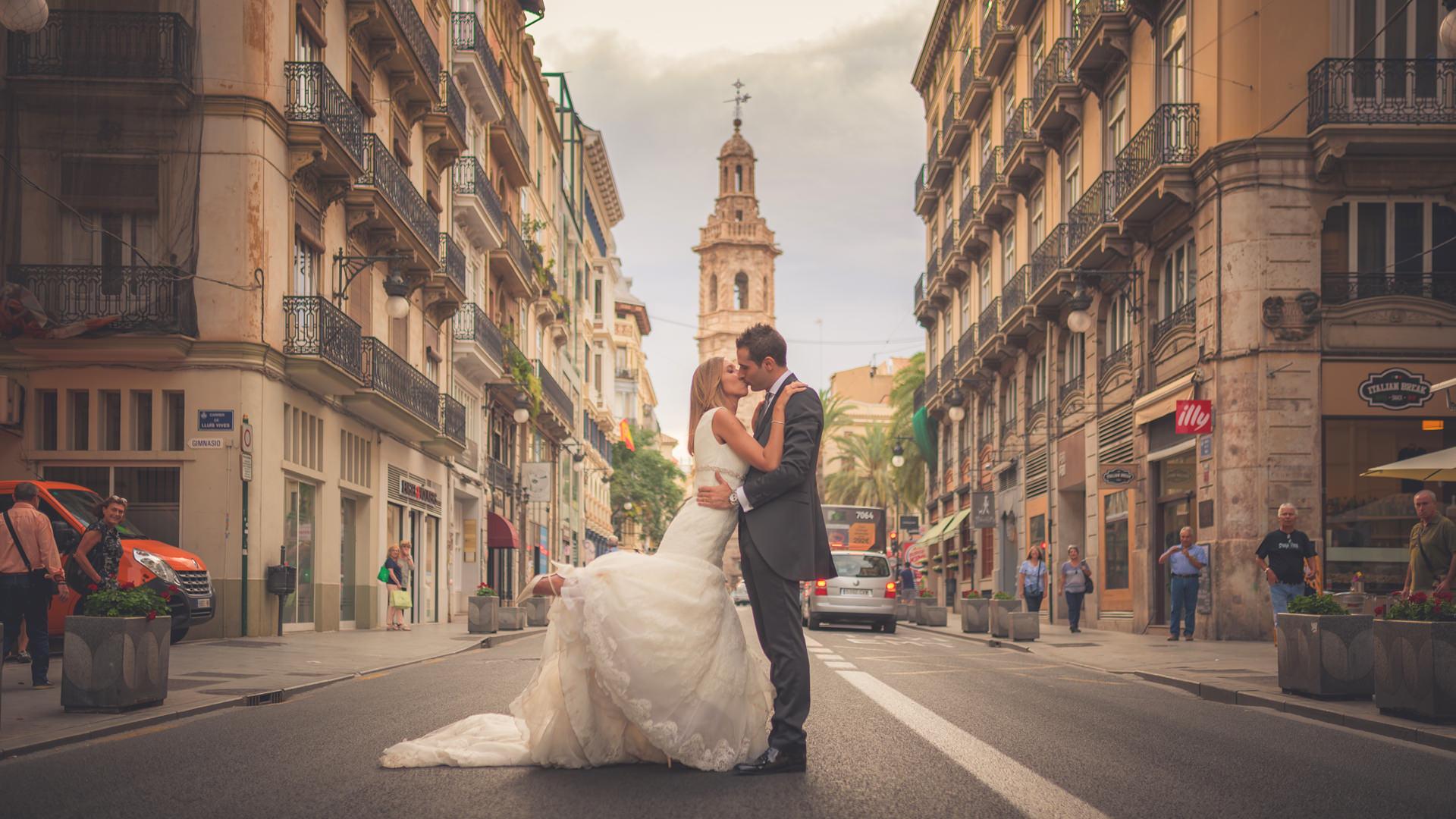 fotógrafo boda sin posados calle la paz valencia