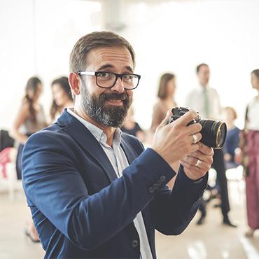 quique fotógrafo boda